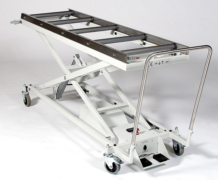 Funeral Equipment, Lift & Transport Trolleys, Autopsy, Stainless