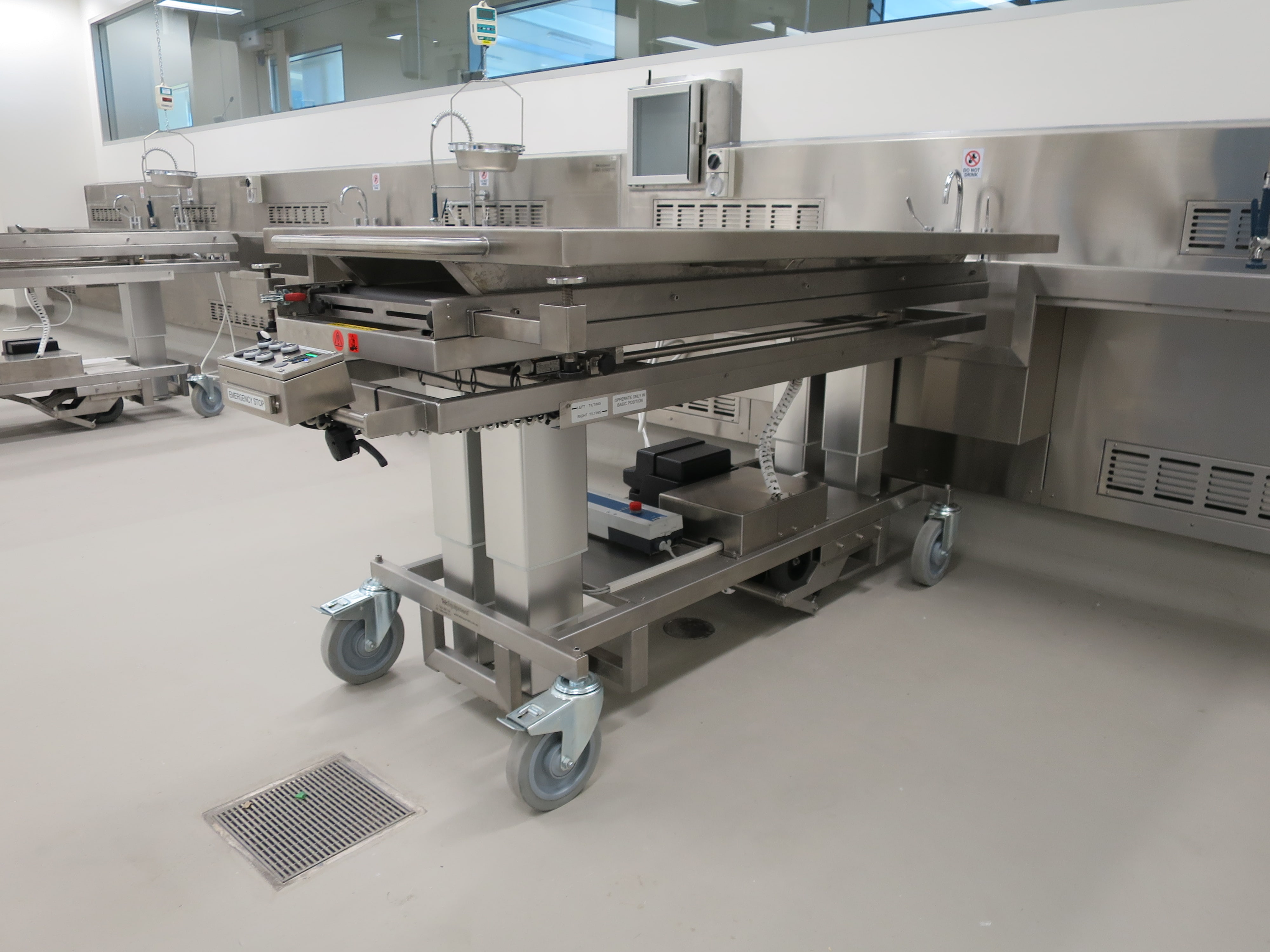 Recent Projects Autopsy Laboratory Mortuary Equipment